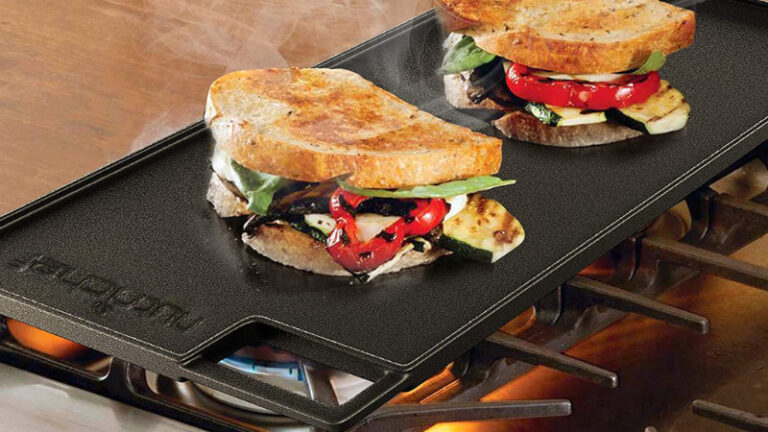 10 Best Cast Iron Griddle Reviews in 2021 For Your Kitchen