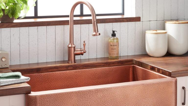 10 Best Copper Sinks 2021 – The Latest Trend in Kitchen Design