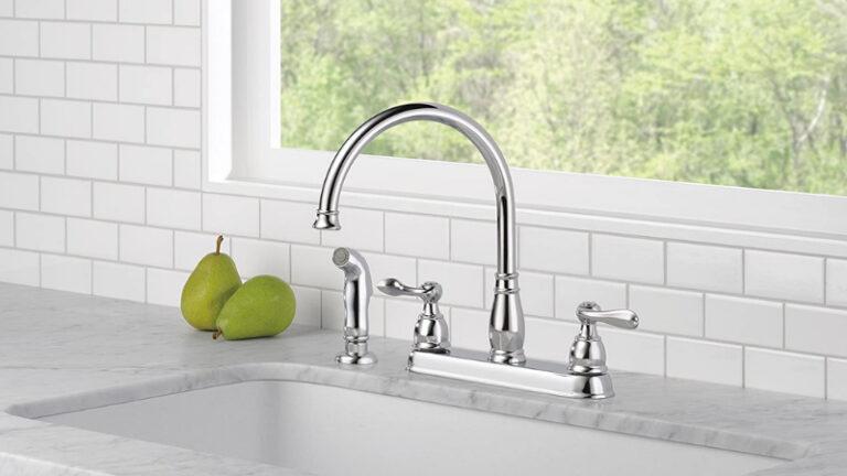 Best Delta Kitchen Faucet