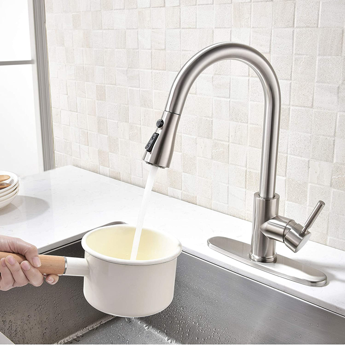 Faucet For Portable Dishwasher