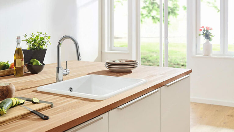 Best Grohe Kitchen Faucet in 2021