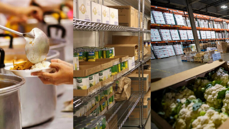 Key Differences Between Soup Kitchens, Food Pantries And Food Banks