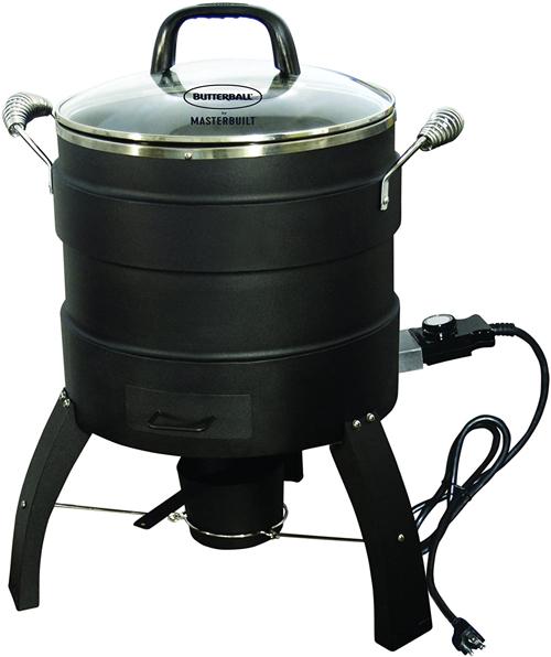 Master built MB23010809 Electric Fryer