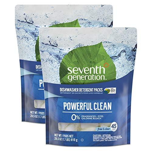 Seventh Generation Dishwasher Detergent