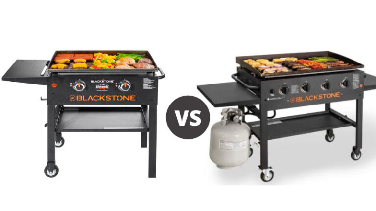 Blackstone Griddle 28 vs 36 – Which One to Choose?