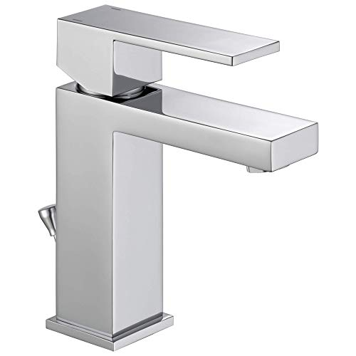 Delta Modern Style Bathroom Faucet for Hard water