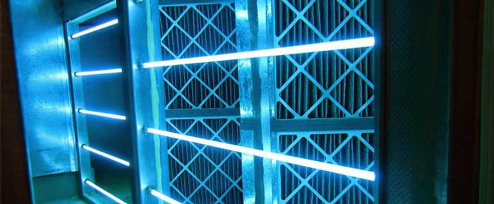 HVAC UV Light Purifiers