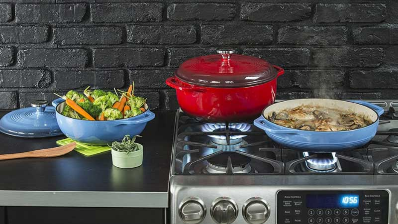 Best Dutch Oven For Induction Cooktop