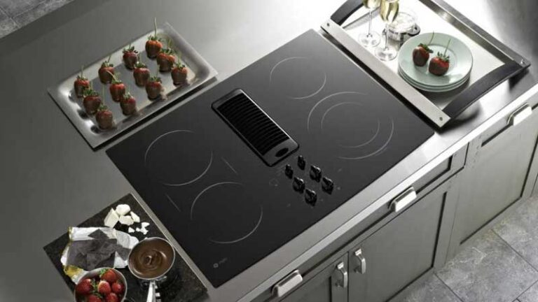 10 Best Induction Cooktop With Downdraft – Reviews & Guide 2021
