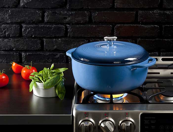 Dutch Oven For Induction Cooktop